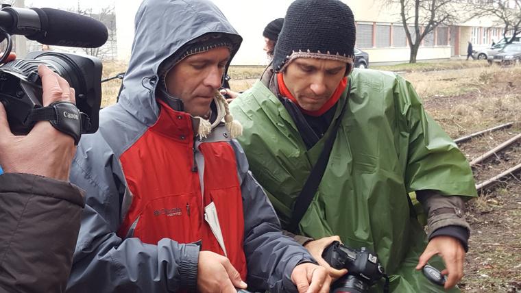 Vladucz Zoltán és Hegedüs Péter