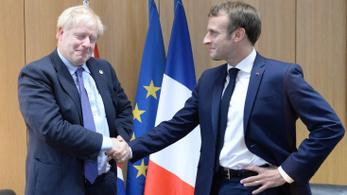 Brexit: Macron kezében a britek sorsa