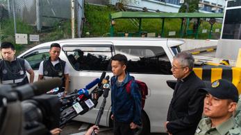 Kiszabadult a börtönből a férfi, akinek az ügye miatt elindultak a hongkongi tüntetések