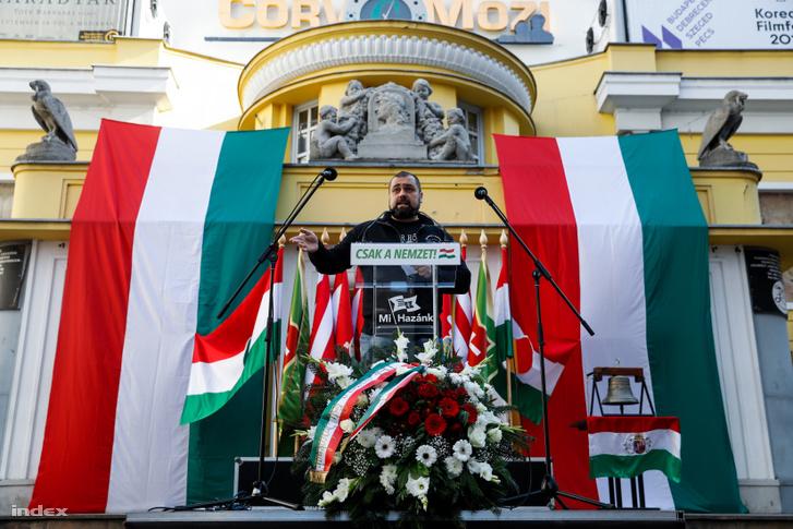 Tyirityán Zsolt a Betyársereg vezetője