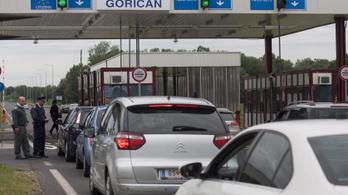 Az Európai Bizottság zöld utat adna Horvátországnak, hogy belépjen a schengeni övezetbe