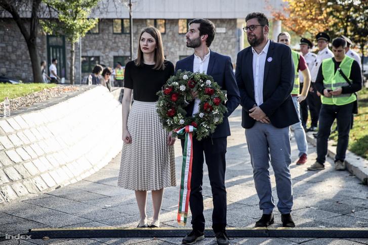 Donáth Anna, Fekete-Győr András és Kerpel-Fronius Gábor