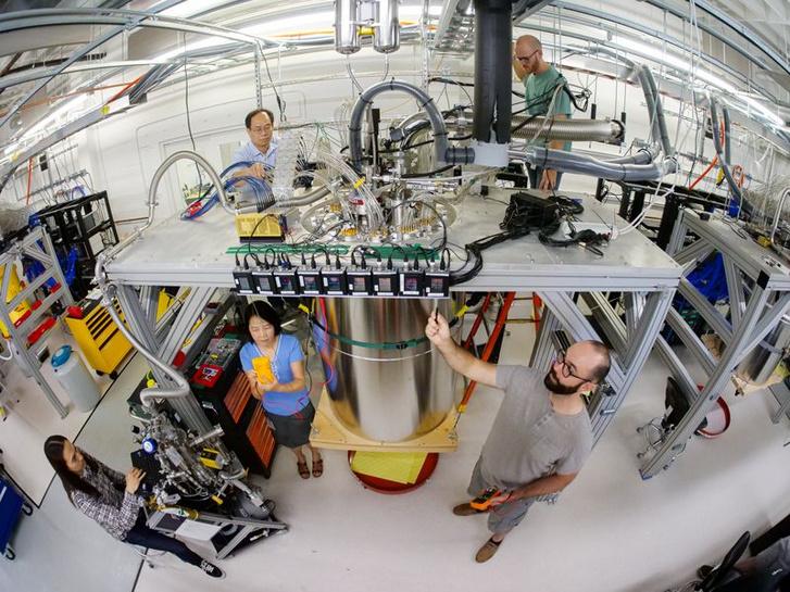 A Google kvantumszámítógépe