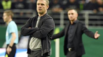 A Fradi-edzőnek nem kellettek az orosz kapcsolatok a CSZKA Moszkva ellen