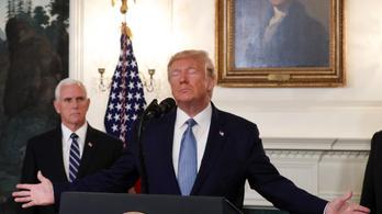 Trump feloldja a török szankciókat, innentől szerinte Szíria nem az USA problémája