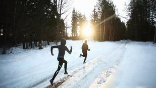 Edzés hidegben: ezekre figyelj, ha télen is rendszeresen mozogsz