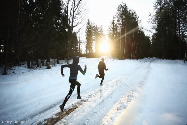 Így sportolj a hidegben
