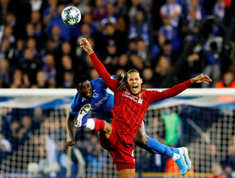 A Liverpool elsöpörte a Genket, a Barca szenvedve verte a Slaviát