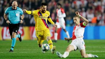 BL: kiizzadott Barca-siker, élre fordították magukat Gulácsiék