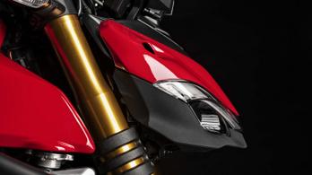 Leleplezték a Ducati Streetfighter V4-et