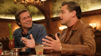 Pitt és DiCaprio is nyerhet Oscart jövőre