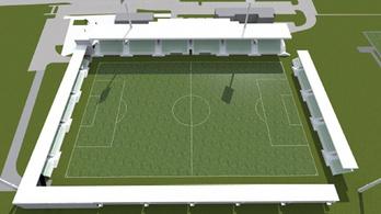 Bő 100 millióval drágul a paksi stadion