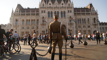 Hungary commemorated the 1956 revolution