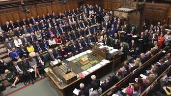A kilépés határidejéig már nem tárgyalnának a brexitmegállapodásról az alsóházban