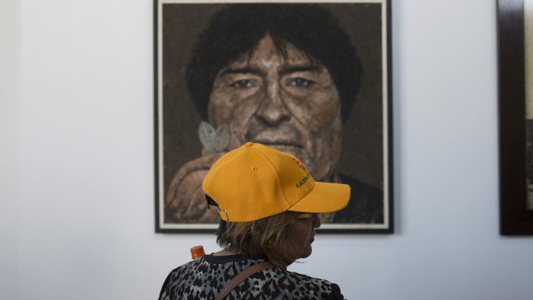 Az erdőtüzek megrengethetik az utolsó baloldali ikont Dél-Amerikában