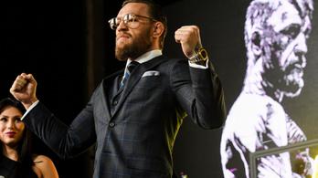 Conor McGregor januárban újra bunyózni fog