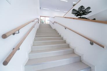 Az új lépcsőház