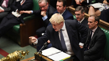 Boris Johnson december 12-én tartana előrehozott választást