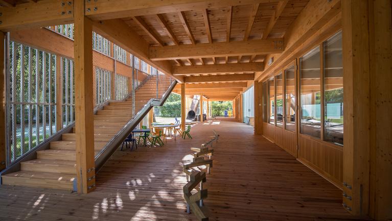 A pesti ovi, ahol kicsúszdázhatsz az udvarra