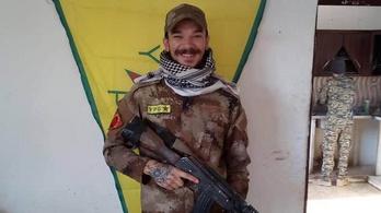 Az Iszlám Állam ellen fogott fegyvert, terrorváddal ítélték el