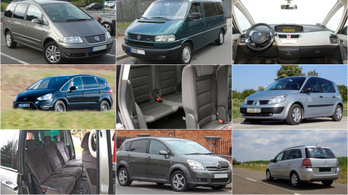 Használt családit egy új Dacia önrészéből