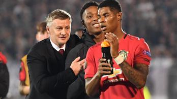 Március után nyert újra idegenben a Manchester United