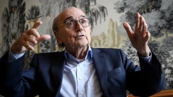 Blatter a TF-en: Nem a FIFA, a mögötte álló üzlet lett a szörny