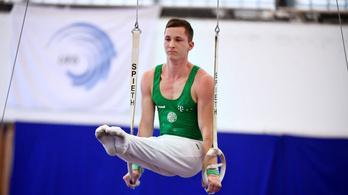 Kiszállt a versenysportból a magyar tornász, és a Cirque du Soleil artistája lett