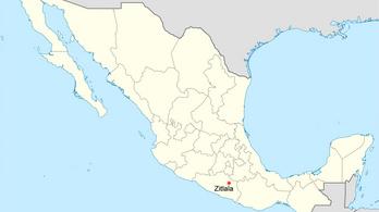 Kilenc agyonlőtt férfi holttestét találták meg Mexikóban
