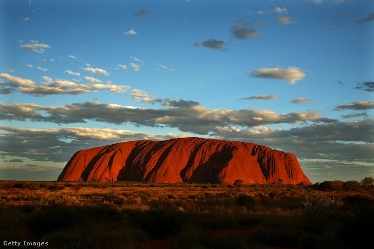 Uluru/ Ayers-szikla