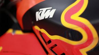 A KTM megoldotta a versenyzőproblémáját a MotoGP-ben