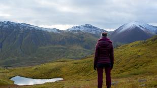 Képeken Izland csodái az északi fénytől a Gyémánt-partig