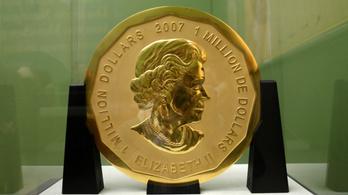 A létra, a talicska, és az egymilliárd forintos aranypénz