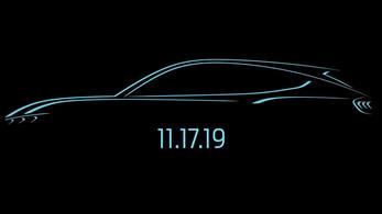 Novemberben érkezik a Ford Mustang-fazonú terepjárója