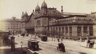Így változott a Nyugati pályaudvar az elmúlt 142 évben – galéria!