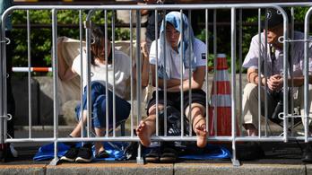 A forróság miatt elviszik a maratont Tokióból az olimpián