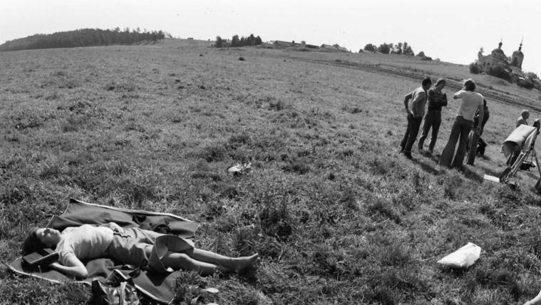 Helyszínvadászat egy különleges szovjet panorámagéppel