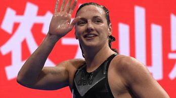 Hosszú Katinka: Megtanulok ötven gyorson úszni, sprinter akarok lenni