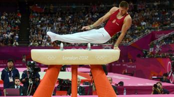 Az 1924-es olimpia óta mindig volt férfi tornászunk, most nincs