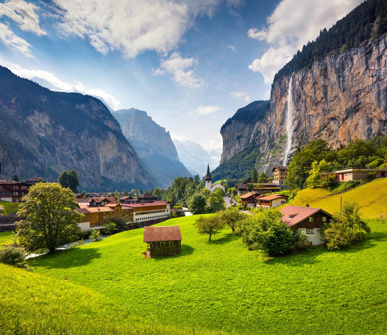 lauterbrunnen-völgy
