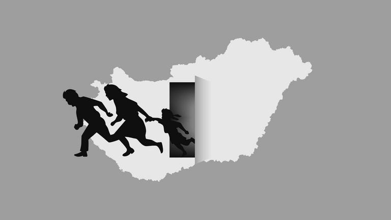 Hová menekülnek a magyarok?