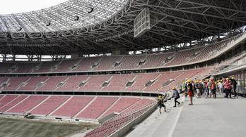 Pár óra alatt 25 ezer jegy kelt el a Puskás Ferenc Stadion avatójára