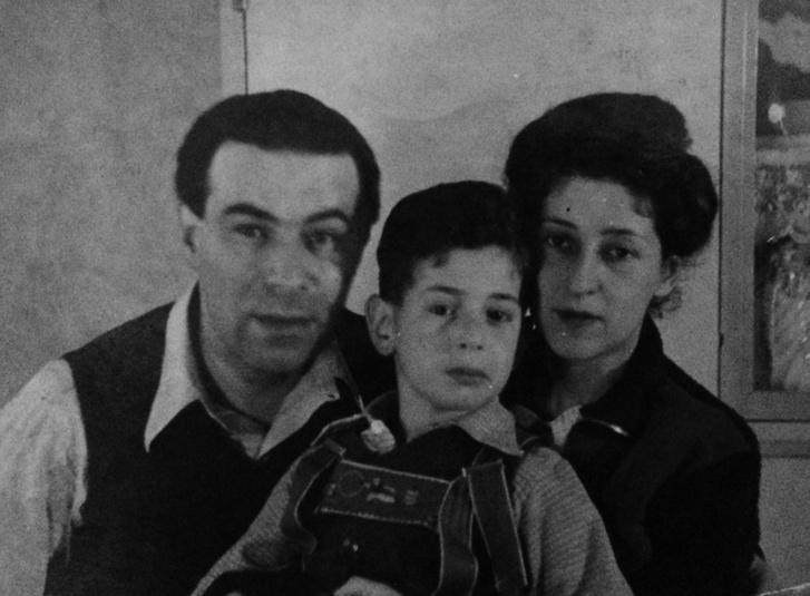A Fenyő család 1942-ben