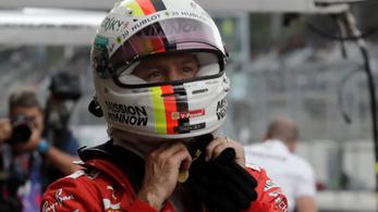 Mexikói Nagydíj: Vettel nyerte a második szabadedzést