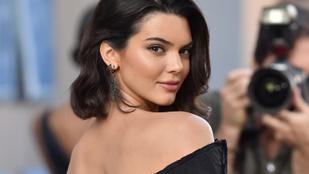 Kendall Jenner tangás képpel emlékezett meg a tavalyi Halloween-ről