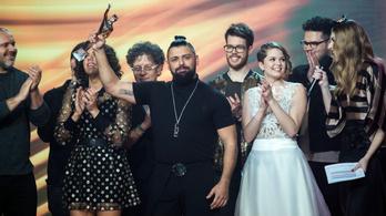 Eurovíziós indulás helyett Petőfi-díjakat osztogatnak majd A Dalban