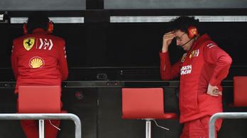Nagy koloncot vett a nyakába a Ferrari-főnök