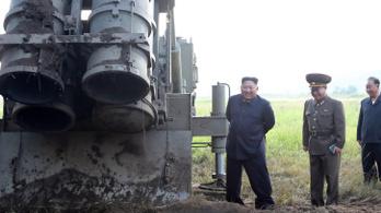 Kim Dzsongun háborúval fenyegeti Trumpot