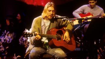 Kurt Cobain kardigánja lett a legdrágábban elárverezett pulóver