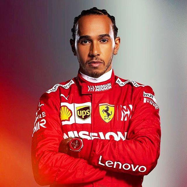Van, aki már elképzelte Hamiltont pirosban